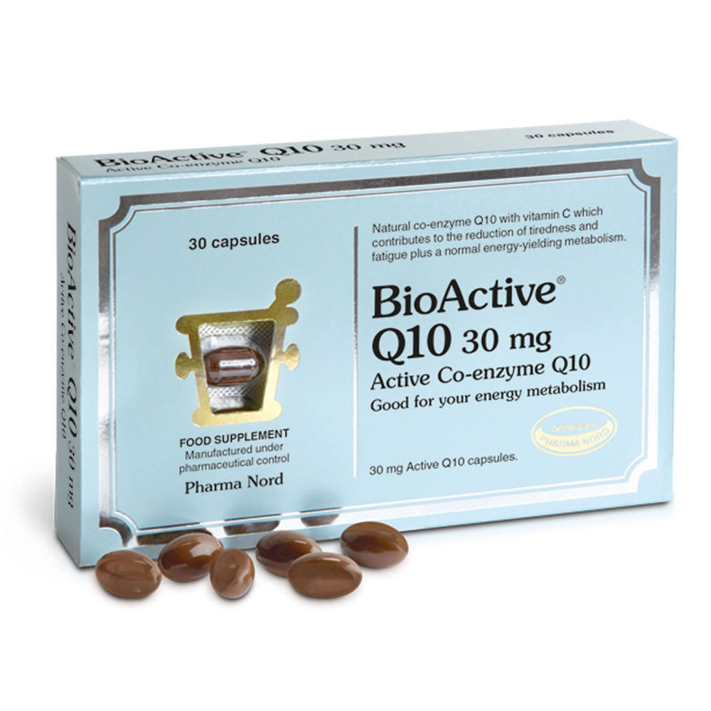 BioActive Q10 30mg