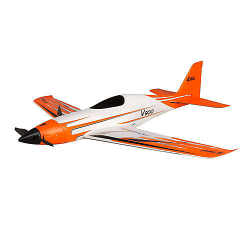 E Flite V900 BNF Basic Electric Airplane Model Kit