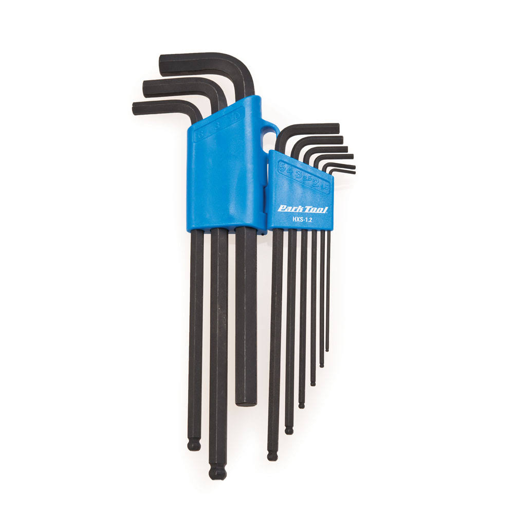 Park Tool Professional Hex Wrench Set
