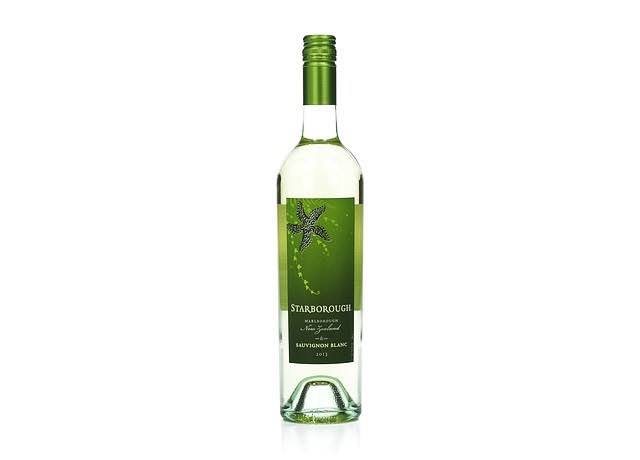 Starborough Sauvignon Blanc, Marlborough New Zealand, 2015 - 750 ml