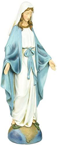 Joseph Studio Renaissance Our Lady of Grace Virgin Mary 14 Inch Figurine