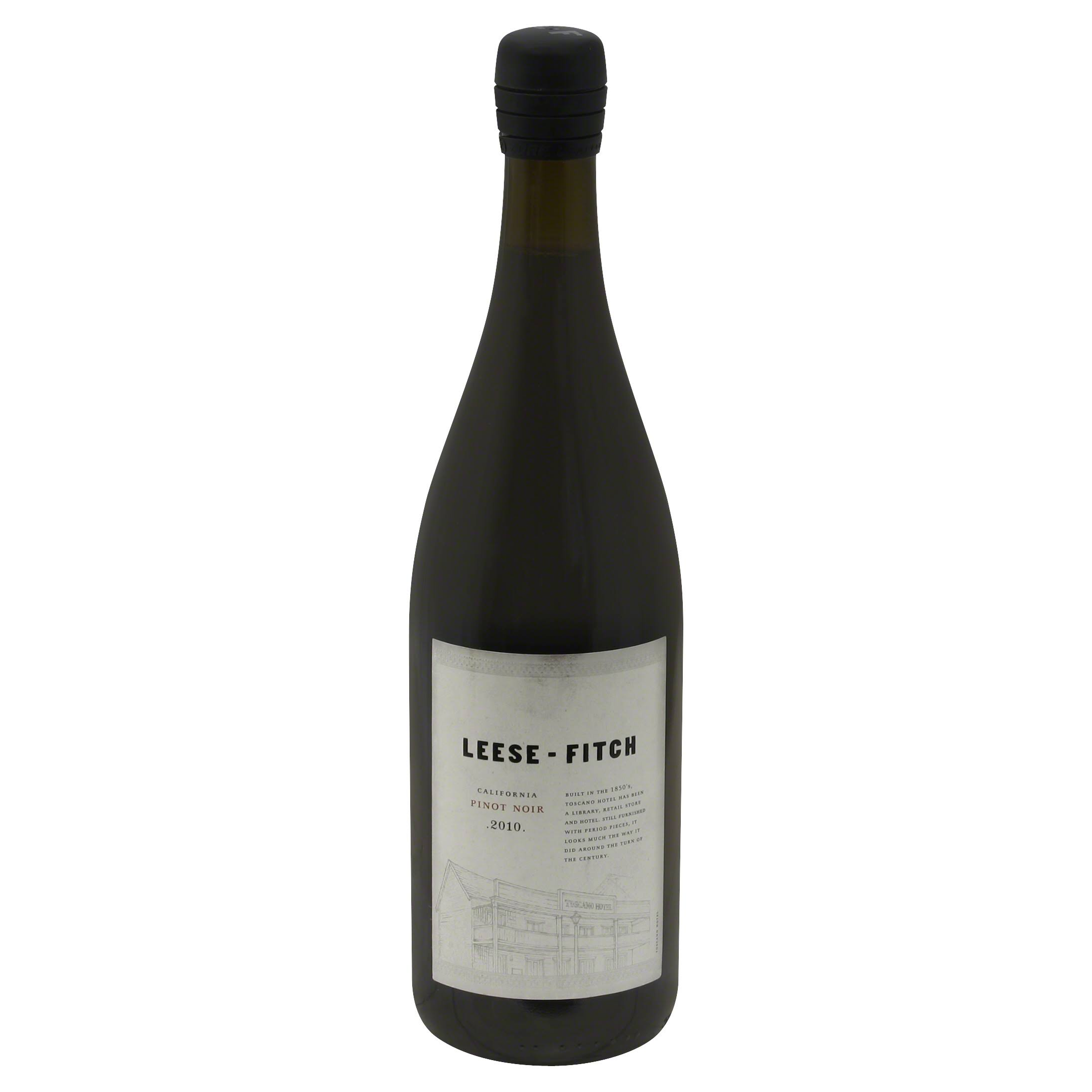 Leese Fitch Cabernet Sauvignon Pinot Noir Wine - 750ml