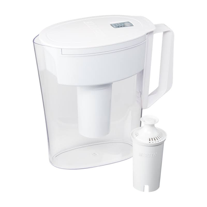 Brita Soho 5 Cup Water Filter Pitcher