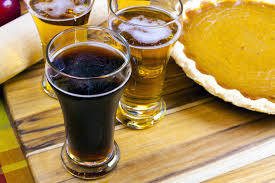 Whole Hog Pumpkin Ale Stevens Point Brewery by 8 Pumpkin Beers To Add To Your Thanksgiving Bar