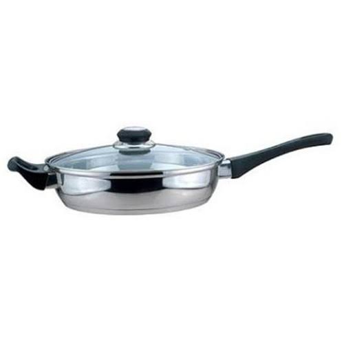 Culinary Edge Saute Pan With Glass Cover