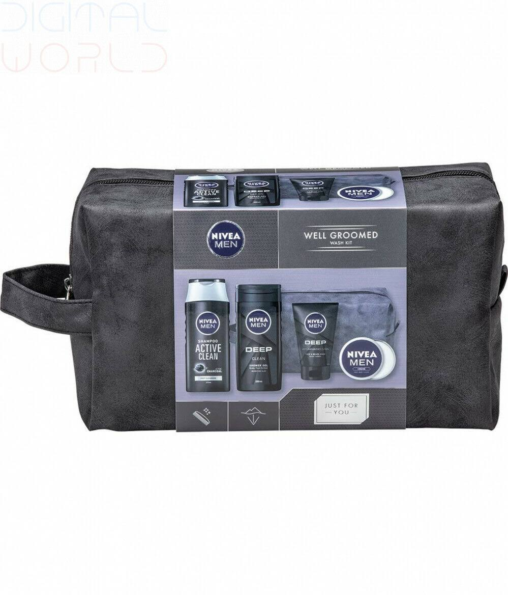 Nivea Men Well Groomed Gift Set for Him