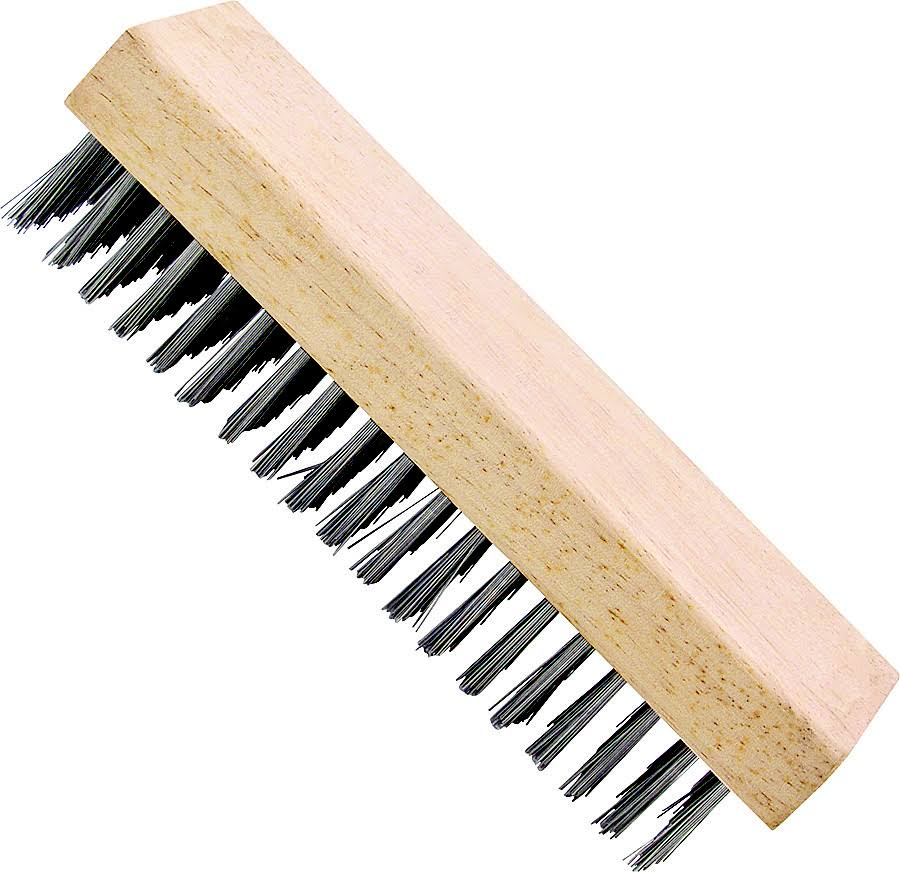 "MintCraft Block Wire Brush - 6"" X 19"""