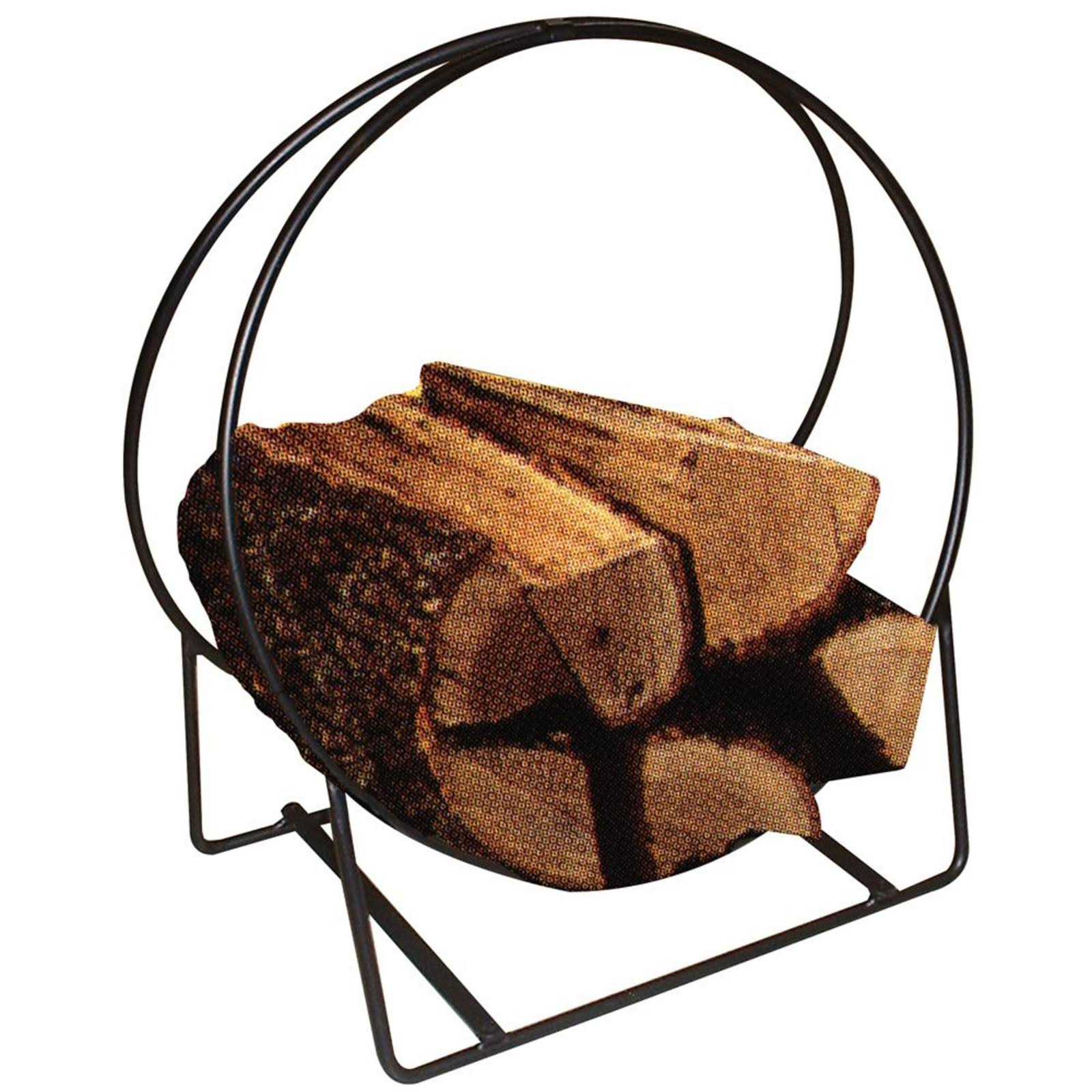 "Panacea 20"" Tubular Steel Log Hoop"