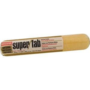 "Wooster Brush R243 Super Fab Roller Cover - 1 1/4"" Nap, 18"""