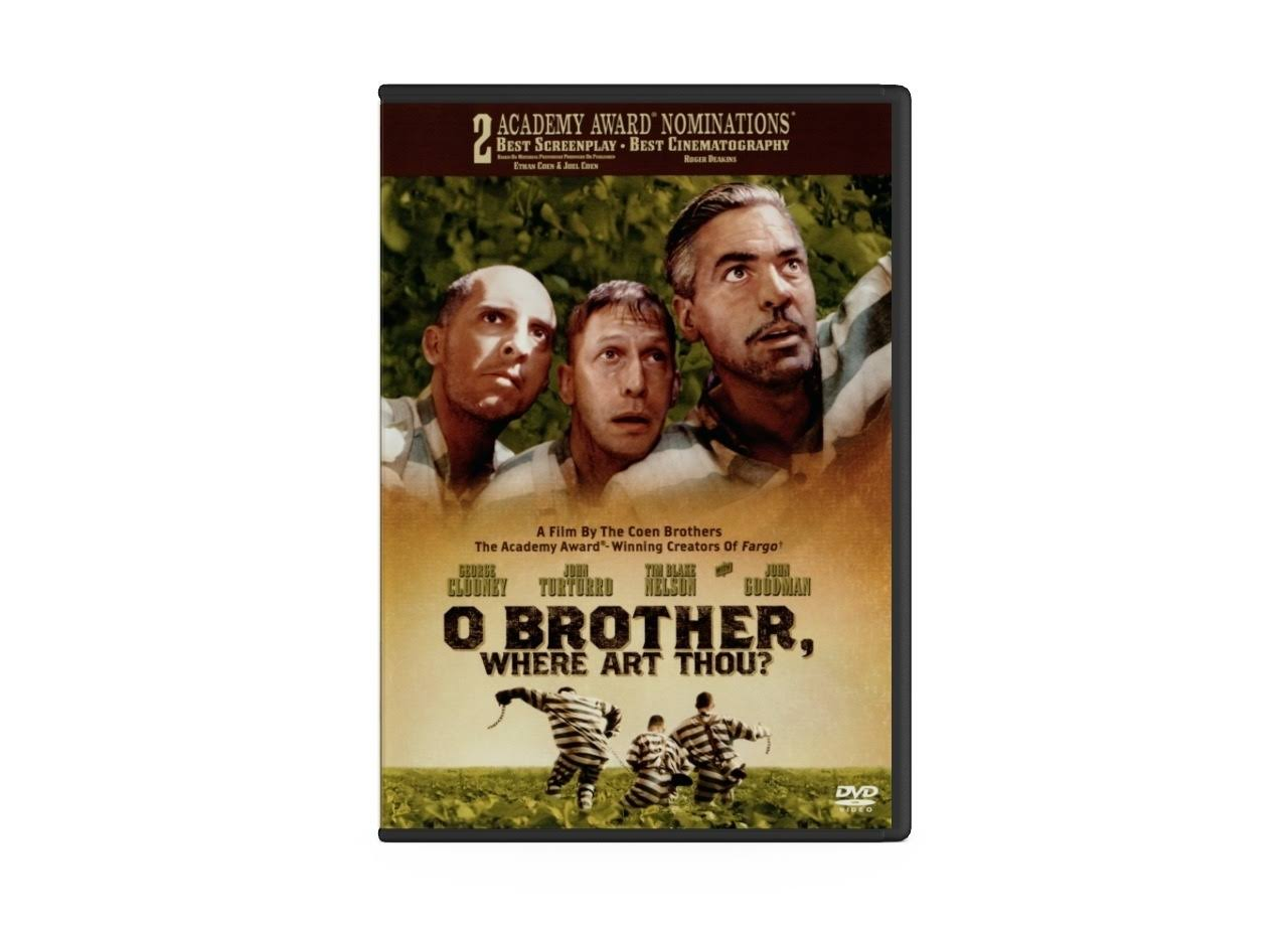 O Brother Where Art Thou - DVD