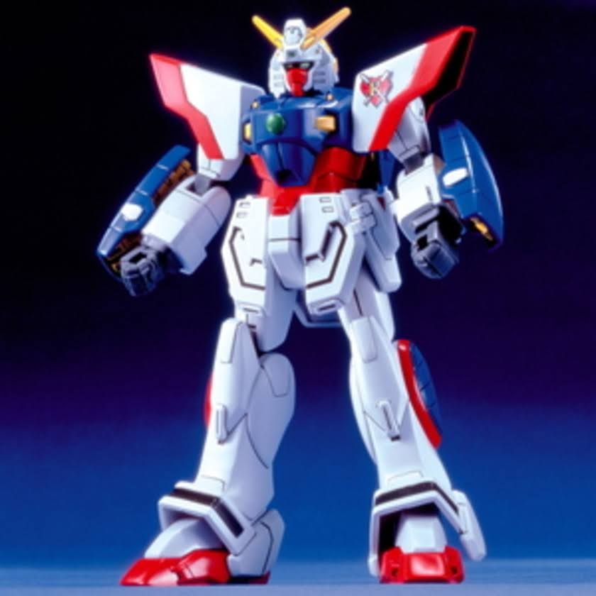 Bandai G-Gundam Shining Gundam 1/144 Scale Kit - Plaza Japan