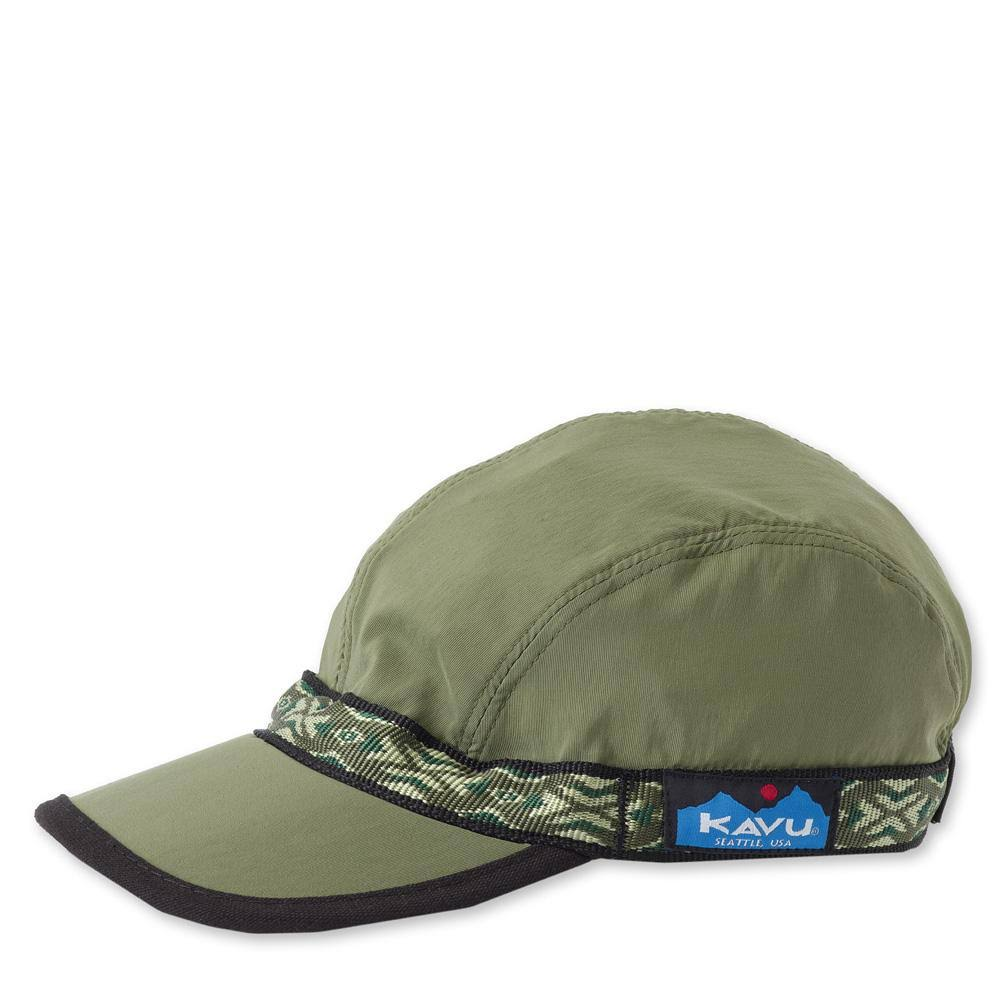 KAVU - Synthetic Strapcap - Large - Moss