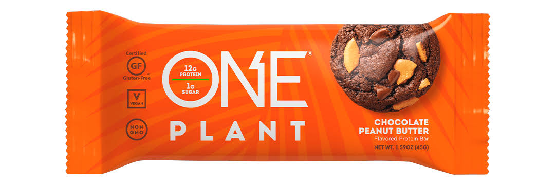 One Protein Bar, Flavored, Chocolate Peanut Butter - 1.59 oz
