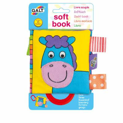 Galt Farm Soft Book