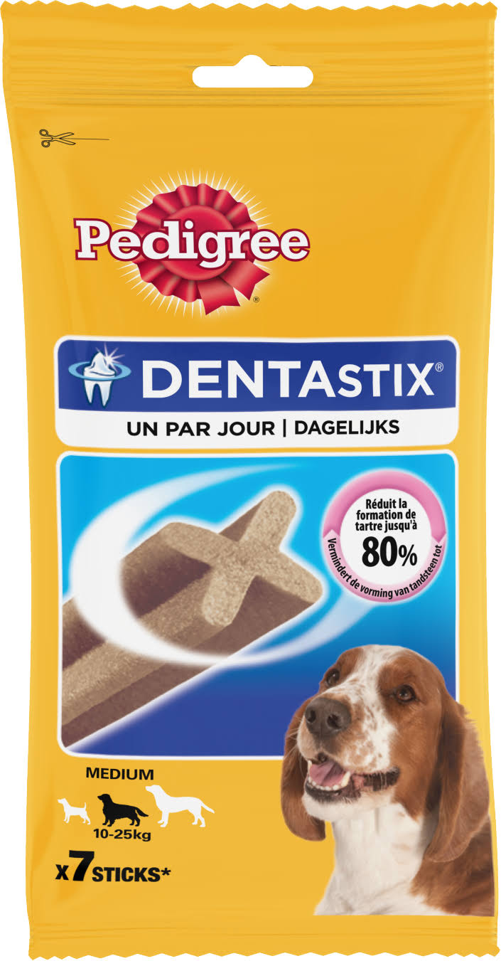 Pedigree Dentastix Daily Dental Dog Chews - 7pcs