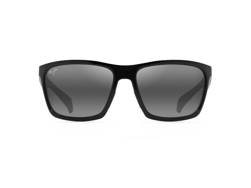Maui Jim Makoa 804 Sunglasses, Gloss Black