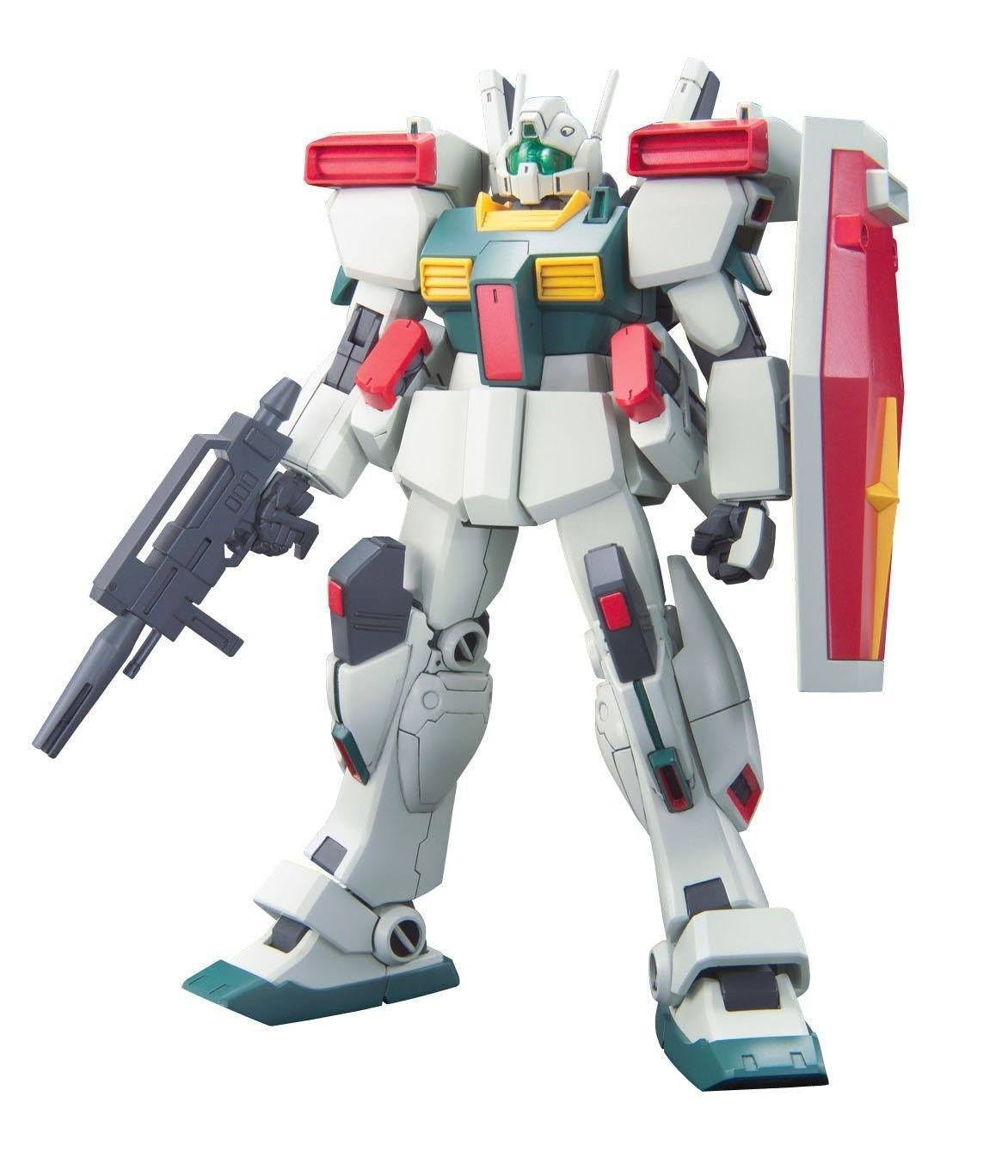 Bandai Hobby RGM-86R GM III Mobile Suit Gundam Model Kit - Scale 1:144