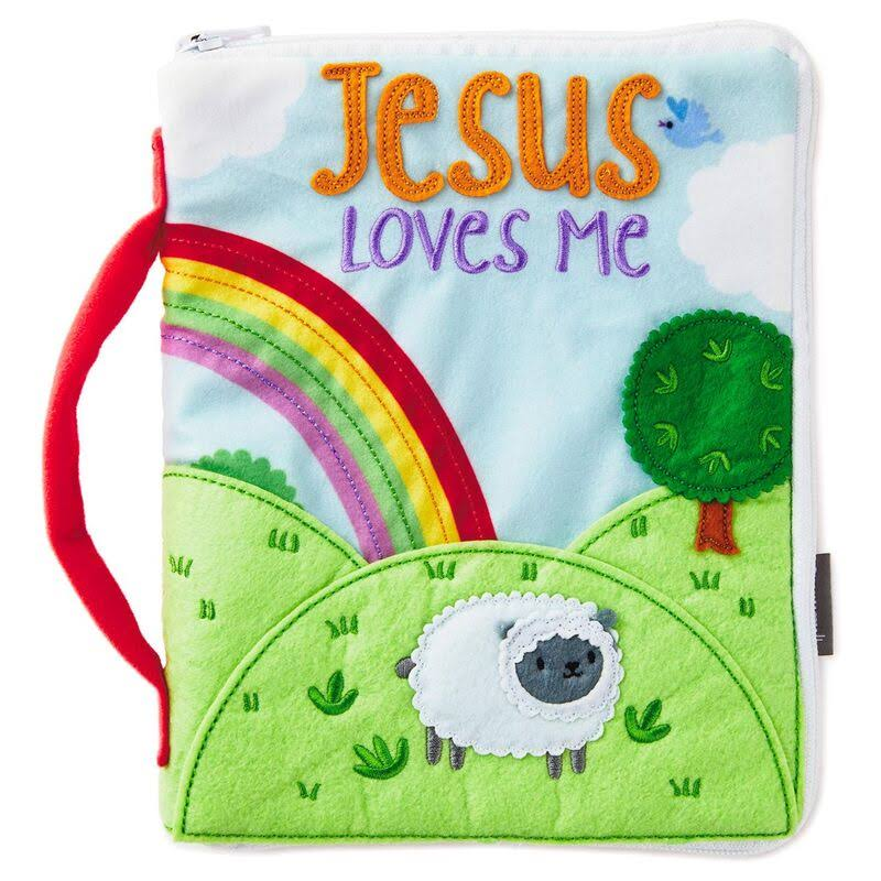 Hallmark Jesus Loves Me Activity Busy Bag