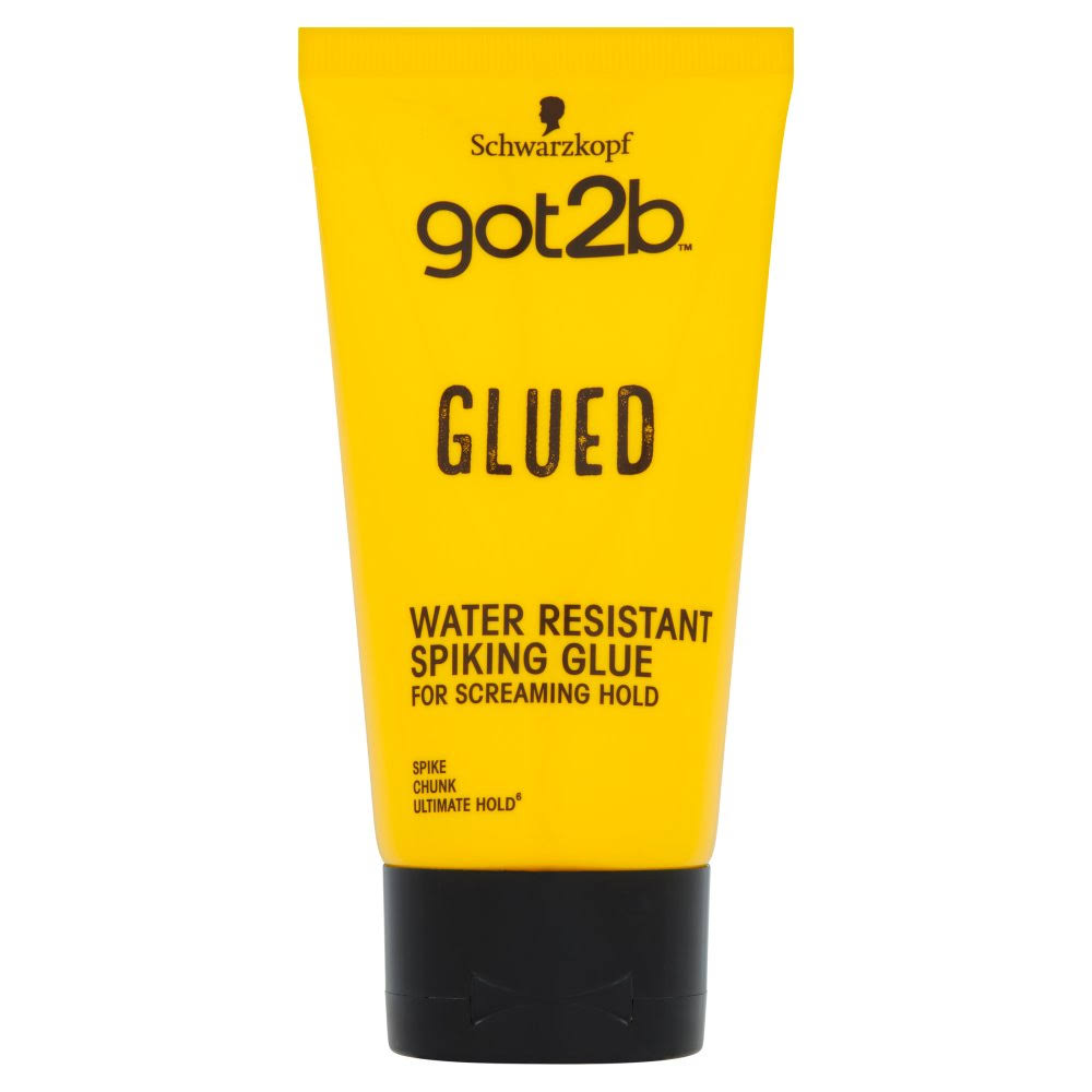 Schwarzkopf - Got2b Glued Water Resistant Spiking Glue 150 ml