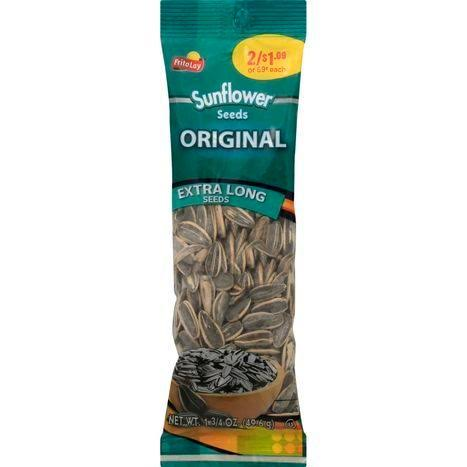 Frito Lay Original Sunflower Seeds