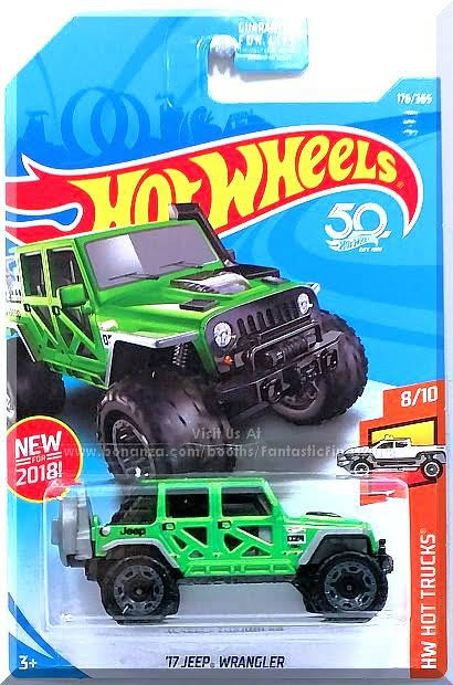 Hot Wheels Basic Assortment, Green