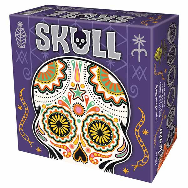 Asmodee Editions Skull And Roses Game