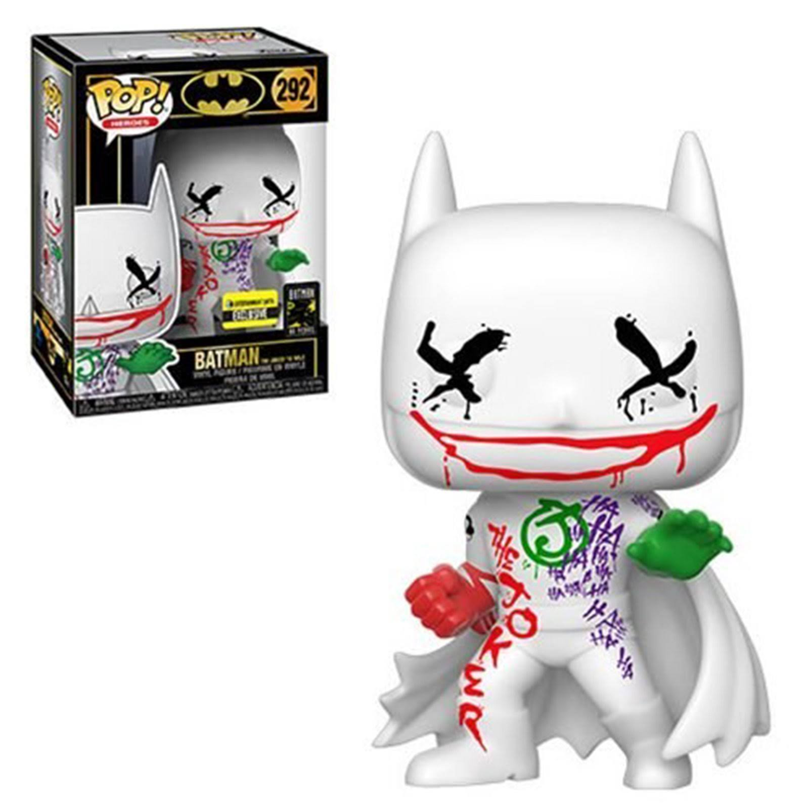 Funko Pop 292 Batman Joker's Wild 80th Anniversary Figure