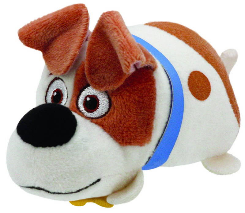 Ty Teeny Tys Secret Life of Pets Max Plush