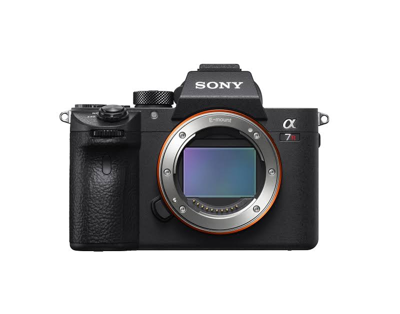 Sony Alpha a7R III Mirrorless Tilting Touchscreen Digital Camera (Body Only)