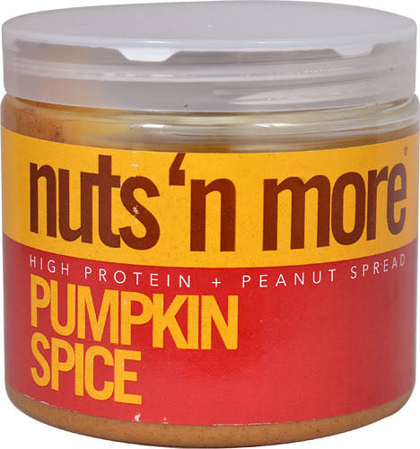 Nuts N More Spiced Pumpkin Pie - 16 oz
