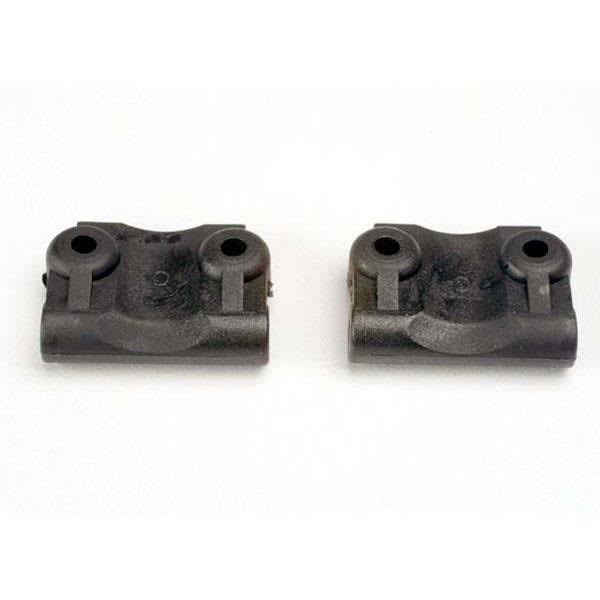 Traxxas 2797 Rear Suspension Arm Mount - 0 Deg, Nitro Rustler Stampede