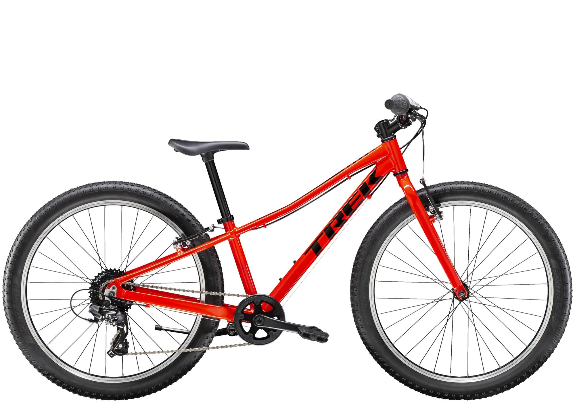 Trek Precaliber 24 8-speed Boy's 2020 Radioactive Red