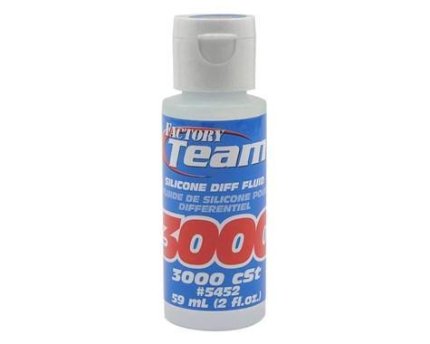 Team Associated Silicone Diff Fluid - 3000cst