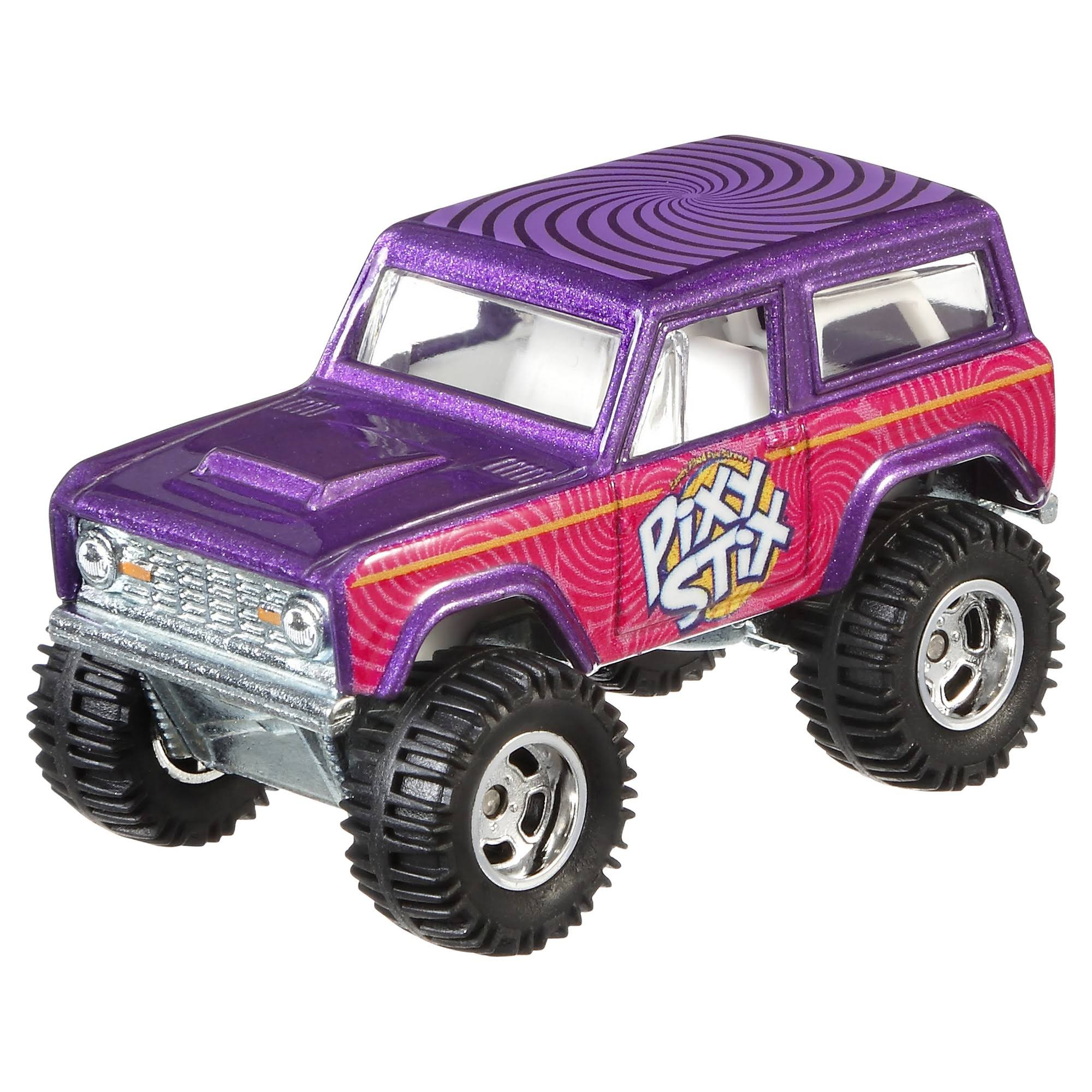 Hot Wheels Pixie Stix Ford Bronco Diecast