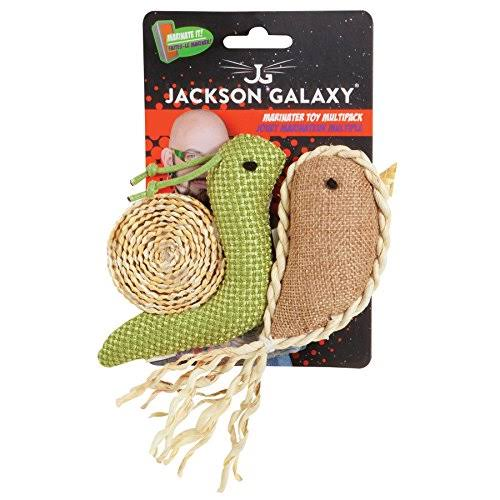 Jackson Galaxy Marinater Toy