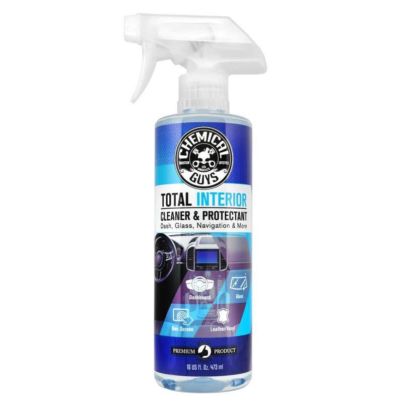 Chemical Guys Total Interior Cleaner and Protectant - 16oz