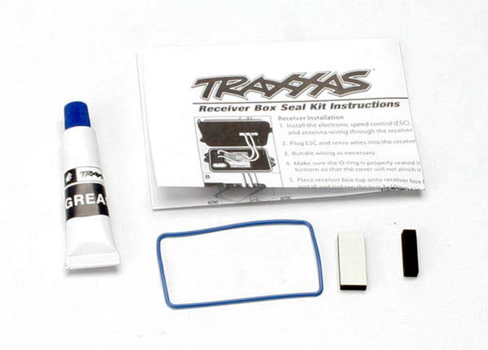 Traxxas Receiver Box Seal Kit: Rustler, Stampede, Bandit