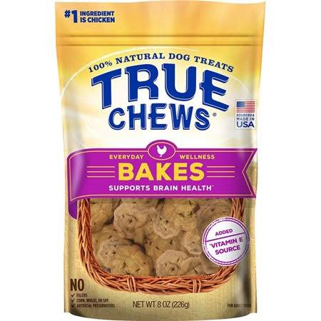 True Chews Everyday Wellness Adult Dog Treats - for Brain Health, 8oz