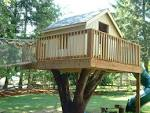 20 Creative Tree House Design Ideas - Tree House Plans