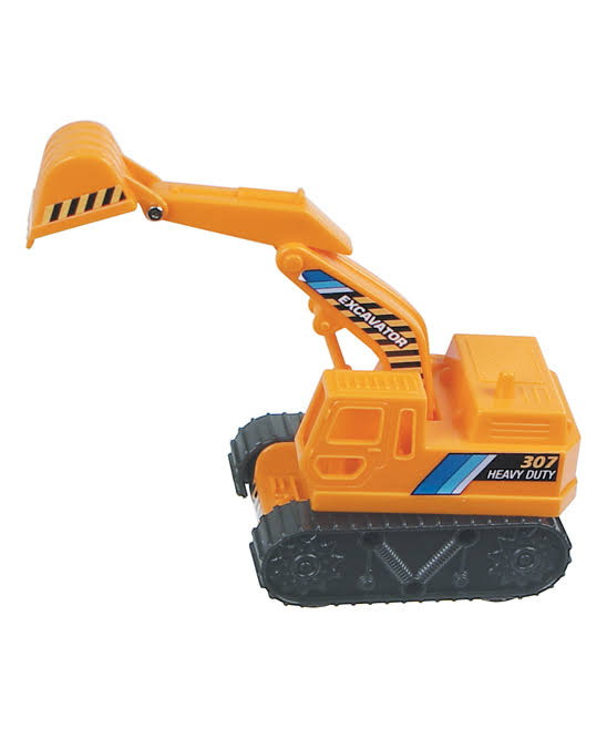 Toysmith Zoomsters Mini Construction Team Toy