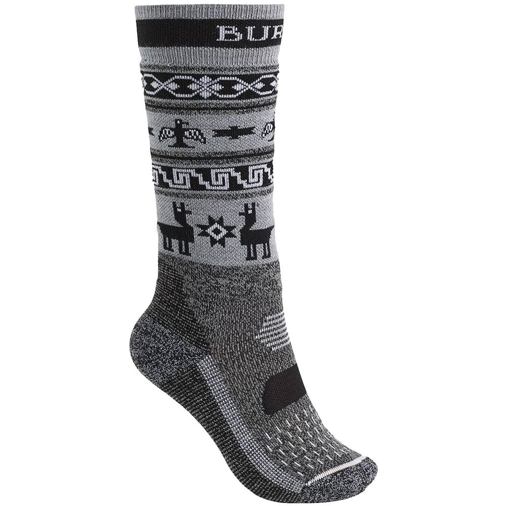 Kids' Burton Performance Midweight Snowboard Sock