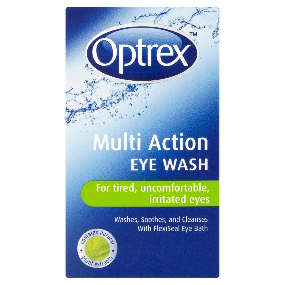 Optrex Multi Action Eye Wash - 100ml