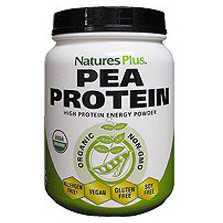 Nature's Plus Pea Protein Organic Nature's Plus Powder - 1.1lb