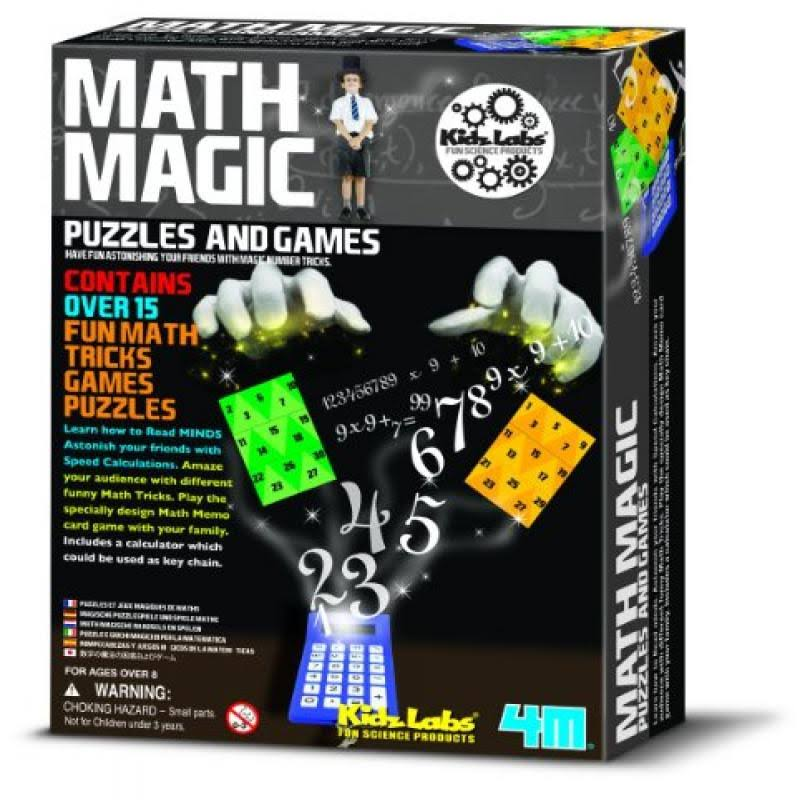Toysmith Math Magic