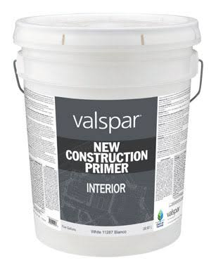 Valspar New Construction Primer - 5gal, Interior