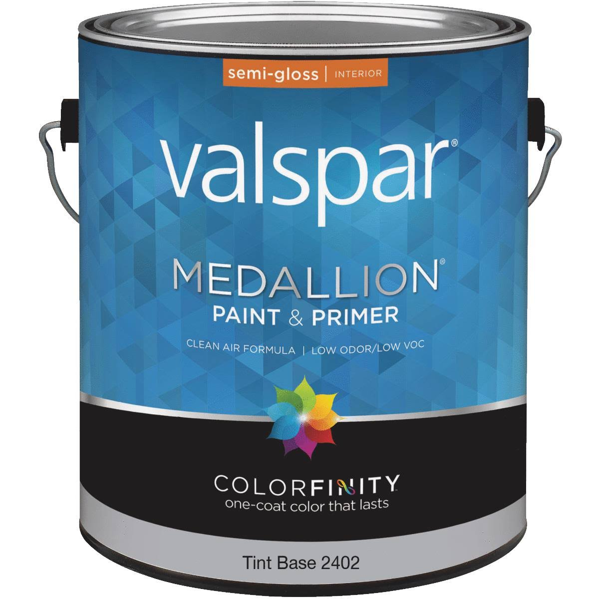 Valspar Medallion 100% Acrylic Interior Latex Wall & Trim Paint - Semi-Gloss
