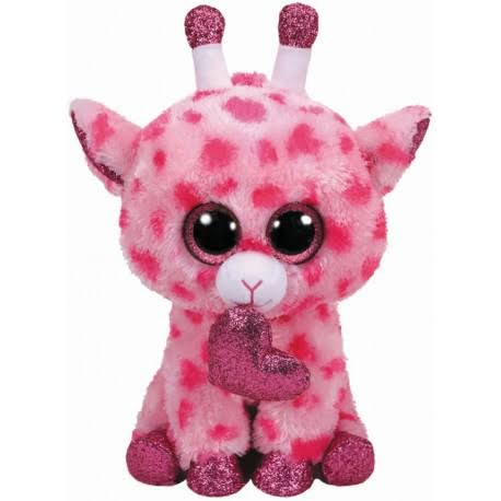 Ty Beanie Boos Sweetums - Giraffe Medium