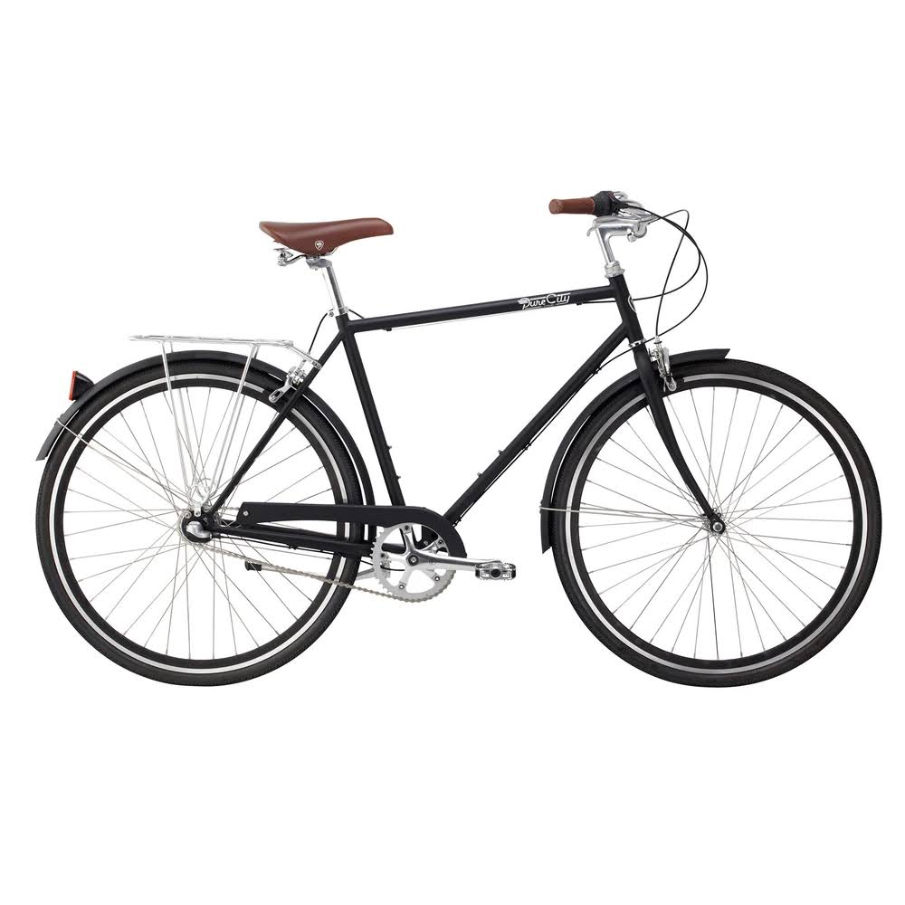 Pure City Classic Bike - 3 Speed Large / Bourbon / 3 Speed