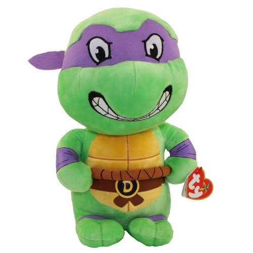 "Ty Donatello-Teenage Mutant Ninja Turtles 13"" Plush"