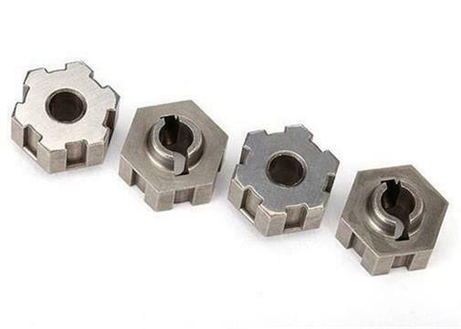 Traxxas 8568 - Wheel Hubs, Hex, Steel (4)